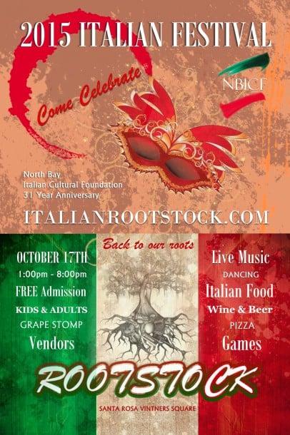 2015 Italian Rootstock Festival