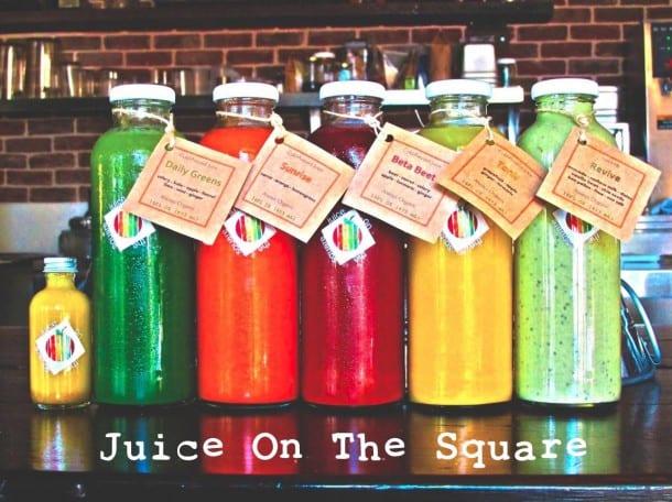 Organic Juice Bar and Internet Cafe in Santa Rosa, CA