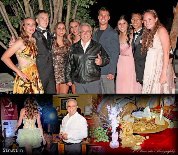 Events at D'Argenzio Winery