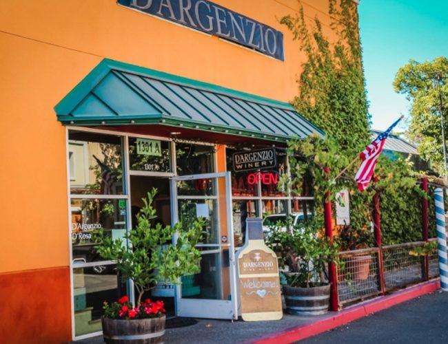 D'Argenzio Winery Santa Rosa Vintners Square Winery Event Venue