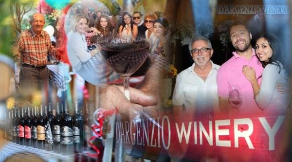 DArgenzio Winery Santa Rosa