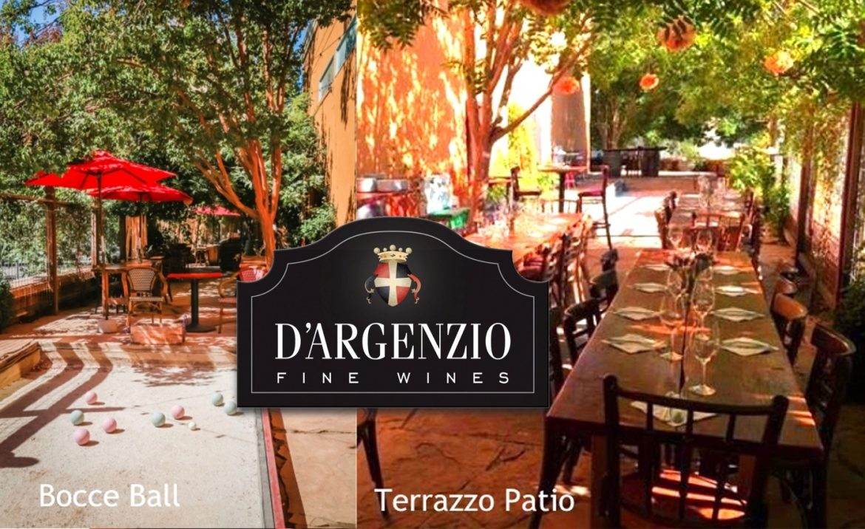 D'Argenzio Winery Venue Santa Rosa
