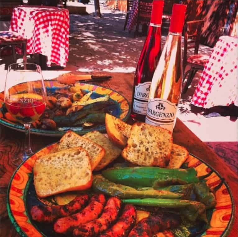 Sonoma County Harvest Party