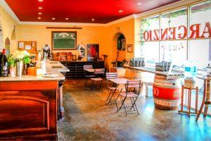 D'Argenzio Winery Tasting Room in Santa Rosa