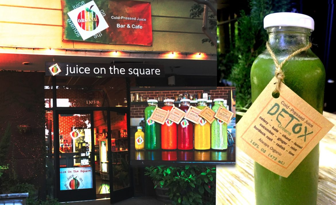 Organic Cold Pressed Juicery Santa Rosa