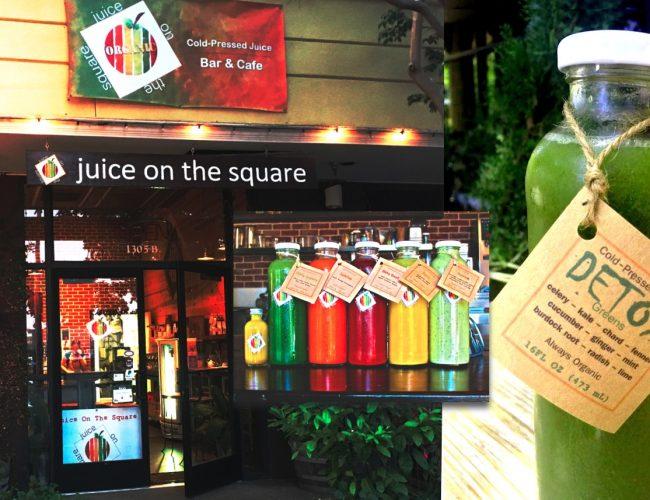 Organic Cold Pressed Juicery Santa Rosa