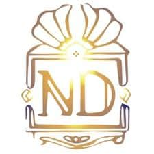 ND Fashion Design Logo