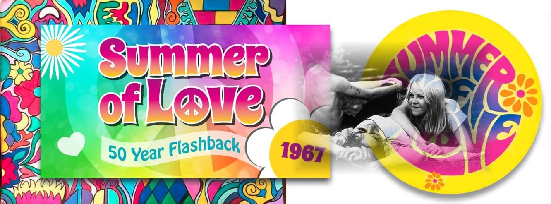 Summer of Love in Santa Rosa 2017