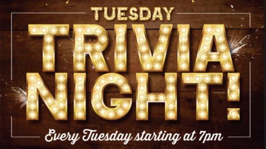 Tuesday Night Trivia Event - FogBelt Brewery Santa Rosa